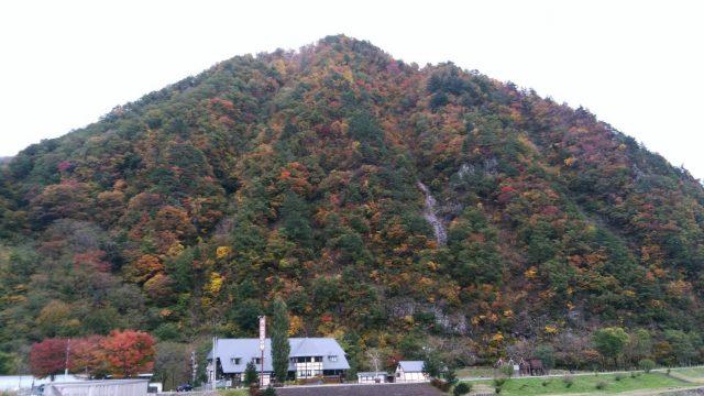 越後湯沢 魚野川周辺の紅葉