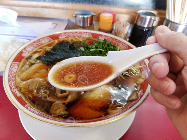 らーめん専門店 ノガミのチャーシュー麺