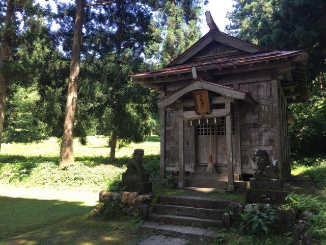 南魚沼市 神社